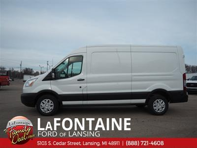 2019 Transit 250 Med Roof 4x2,  Empty Cargo Van #19F233 - photo 5