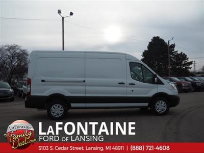 2019 Transit 250 Med Roof 4x2,  Empty Cargo Van #19F233 - photo 9