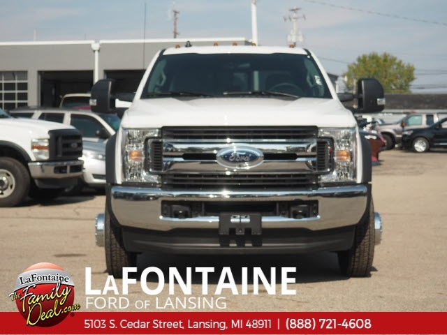 2019 F-450 Crew Cab DRW 4x4,  Pickup #19F29 - photo 4