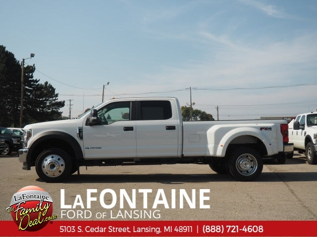 2019 F-450 Crew Cab DRW 4x4,  Pickup #19F29 - photo 5