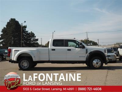 2019 F-450 Crew Cab DRW 4x4,  Pickup #19F29 - photo 8