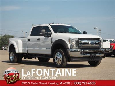 2019 F-450 Crew Cab DRW 4x4,  Pickup #19F40 - photo 3
