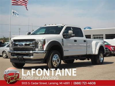 2019 F-450 Crew Cab DRW 4x4,  Pickup #19F40 - photo 1