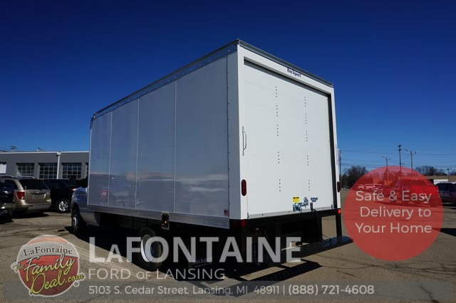 Lafontaine Ford Lansing >> Lafontaine Ford Of Lansing Commercial Work Trucks And Vans