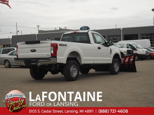 2019 F-250 Regular Cab 4x4,  Western Snowplow Pickup #19F44 - photo 7