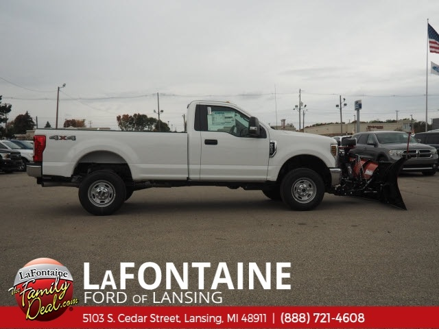 2019 F-250 Regular Cab 4x4,  Western Snowplow Pickup #19F44 - photo 8