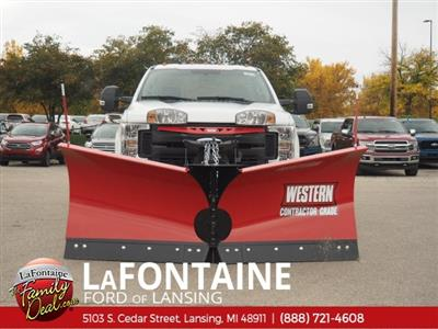 2019 F-250 Regular Cab 4x4,  Western Snowplow Pickup #19F44 - photo 4