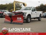 2019 F-250 Regular Cab 4x4,  Western Snowplow Pickup #19F44 - photo 1