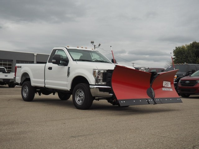 2019 F-250 Regular Cab 4x4,  Western Snowplow Pickup #19F61 - photo 3