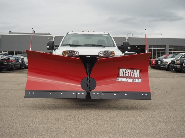 2019 F-250 Regular Cab 4x4,  Western Snowplow Pickup #19F61 - photo 4