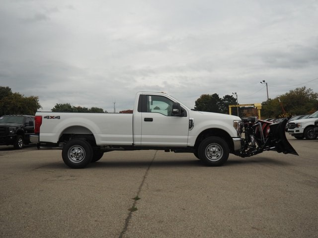 2019 F-250 Regular Cab 4x4,  Western Snowplow Pickup #19F61 - photo 8
