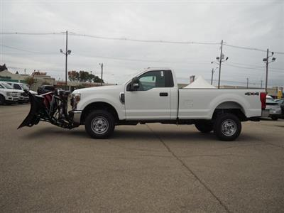 2019 F-250 Regular Cab 4x4,  Western Snowplow Pickup #19F61 - photo 5
