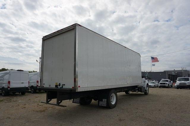 2019 Ford F-650 Regular Cab DRW 4x2, U.S. Truck Body Dry Freight #19F677 - photo 1