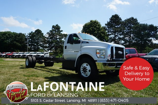 Lafontaine Ford Lansing >> LaFontaine Auto Group   Commercial Work Trucks and Vans