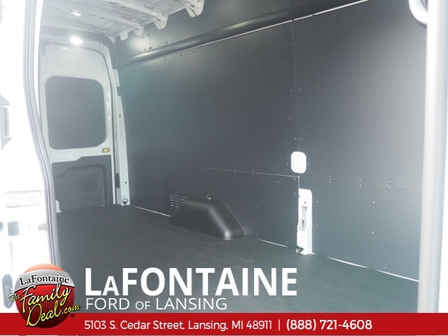 2019 Transit 350 High Roof 4x2,  Empty Cargo Van #19F83 - photo 11