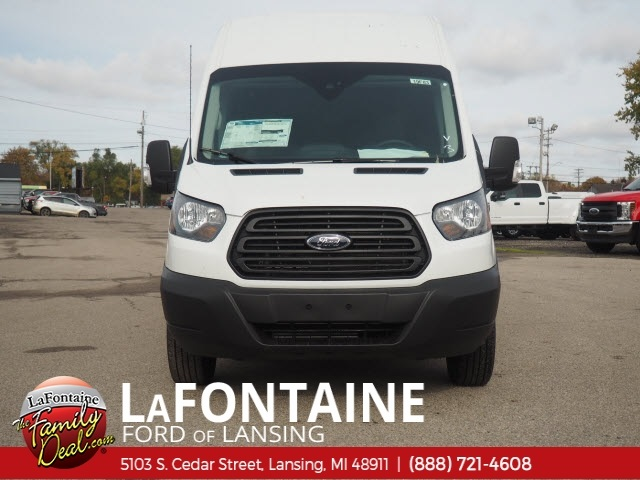 2019 Transit 350 High Roof 4x2,  Empty Cargo Van #19F83 - photo 3