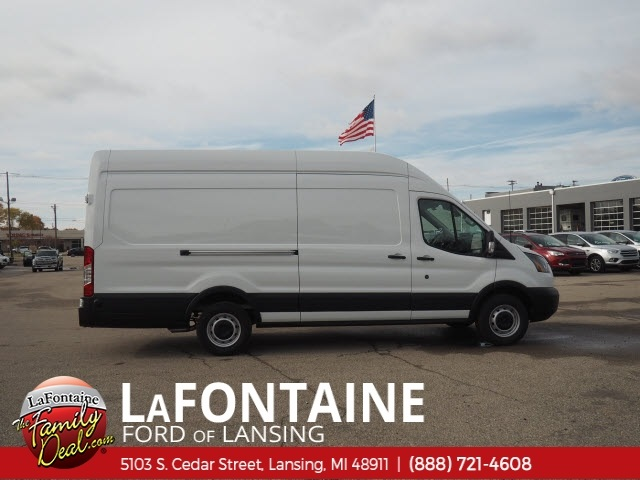 2019 Transit 350 High Roof 4x2,  Empty Cargo Van #19F83 - photo 9