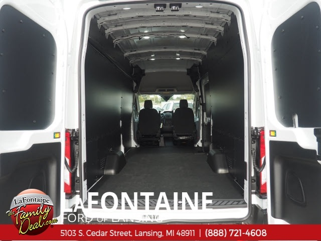 2019 Transit 350 High Roof 4x2,  Empty Cargo Van #19F84 - photo 2