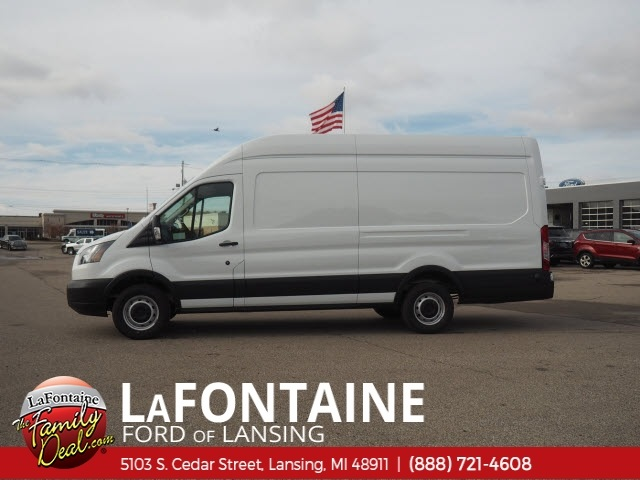 2019 Transit 350 High Roof 4x2,  Empty Cargo Van #19F84 - photo 5