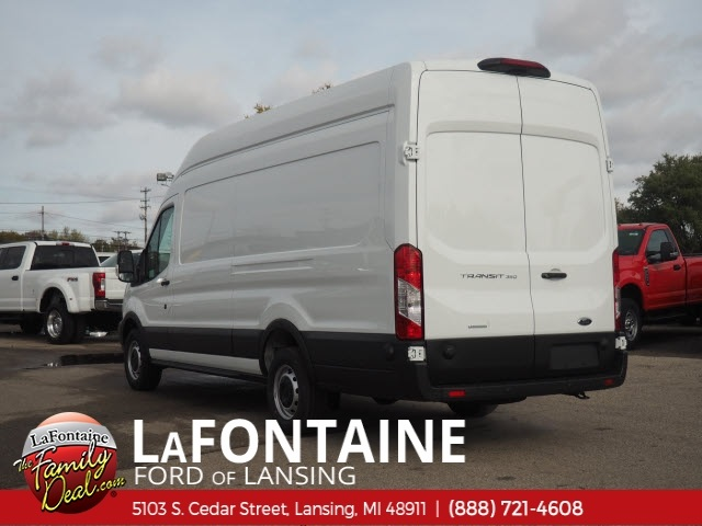 2019 Transit 350 High Roof 4x2,  Empty Cargo Van #19F84 - photo 6