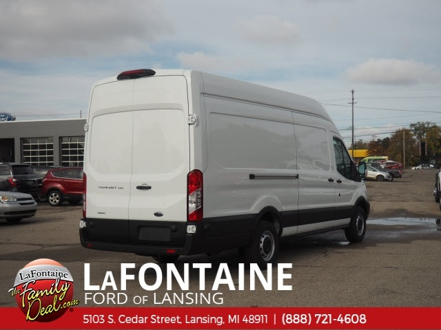 2019 Transit 350 High Roof 4x2,  Empty Cargo Van #19F84 - photo 8