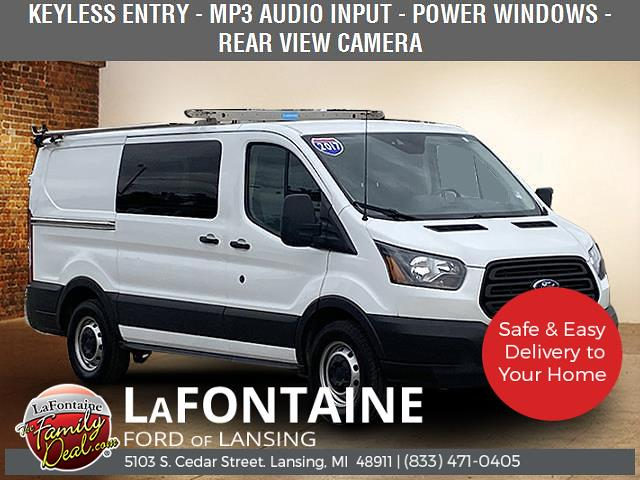2017 Ford Transit 150 Low Roof 4x2, Upfitted Cargo Van #1F0082P - photo 1