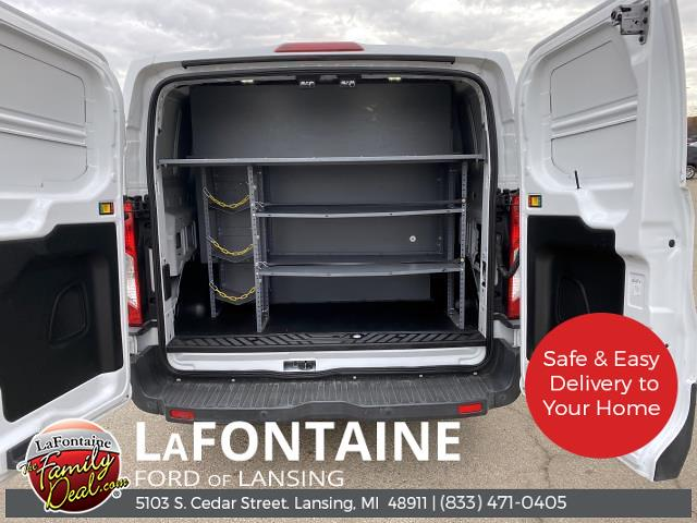 2016 Ford Transit 150 Low Roof 4x2, Upfitted Cargo Van #1F0083P - photo 1