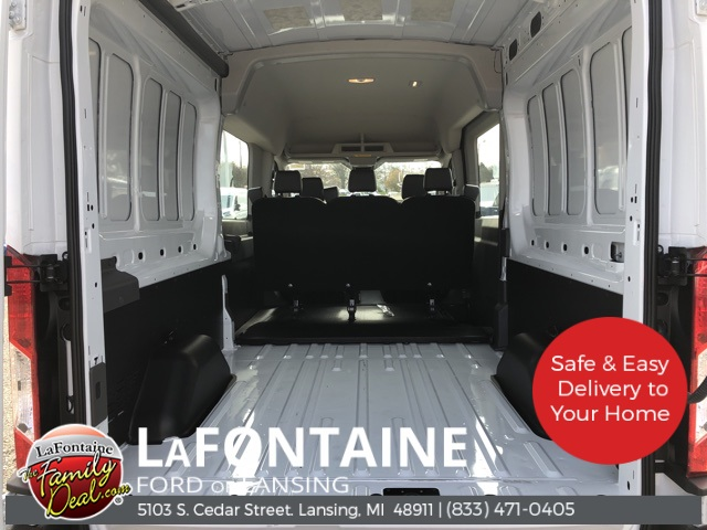 2020 Ford Transit 250 Med Roof 4x2, Crew Van #20FC711 - photo 1