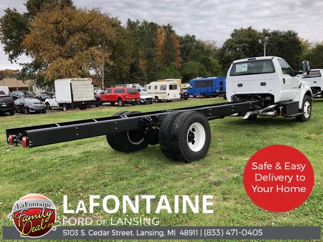 2021 Ford F-750 Regular Cab DRW 4x2, Cab Chassis #21FC12 - photo 1