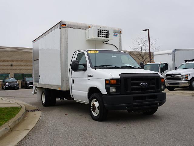 2012 Ford E-450 4x2, Refrigerated Body #0C4283P - photo 1