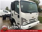 2016 Low Cab Forward Regular Cab Cab Chassis #16C2100 - photo 1