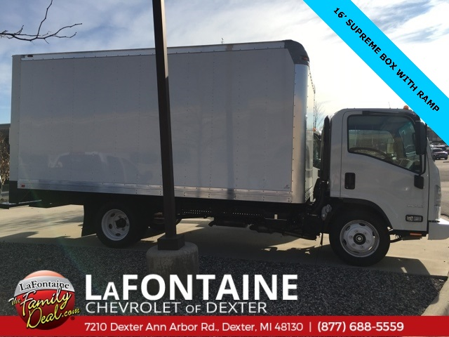 2017 Low Cab Forward Regular Cab Dry Freight #17C1139 - photo 5