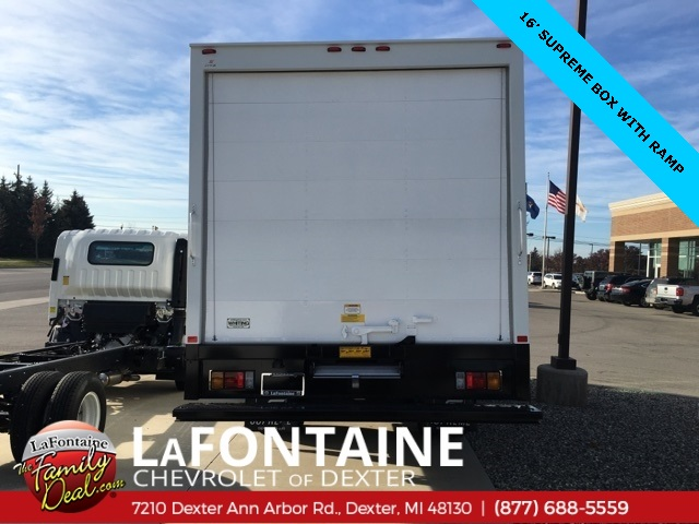 2017 Low Cab Forward Regular Cab Dry Freight #17C1139 - photo 6