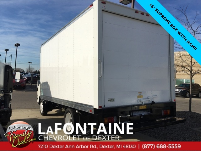 2017 Low Cab Forward Regular Cab Dry Freight #17C1139 - photo 2