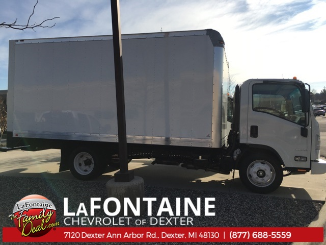 2017 Low Cab Forward Regular Cab,  Dry Freight #17C1139 - photo 5