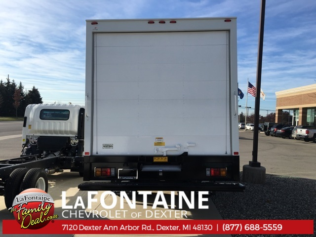 2017 LCF 3500 Regular Cab 4x2,  Supreme Dry Freight #17C1139 - photo 6