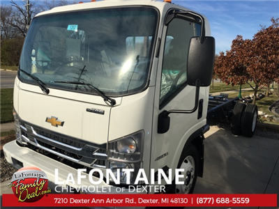2017 Low Cab Forward Regular Cab Cab Chassis #17C1312 - photo 1