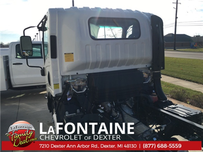 2017 Low Cab Forward Regular Cab Cab Chassis #17C1312 - photo 2