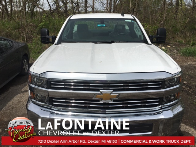 2017 Silverado 3500 Regular Cab 4x4, Service Body #17C1460 - photo 4