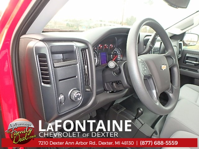 2017 Silverado 1500 Double Cab 4x4 Pickup #17C414 - photo 8