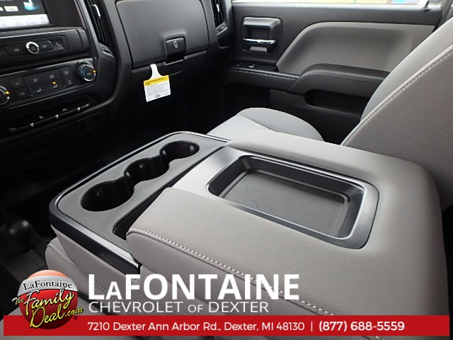 2017 Silverado 1500 Double Cab 4x4 Pickup #17C414 - photo 18