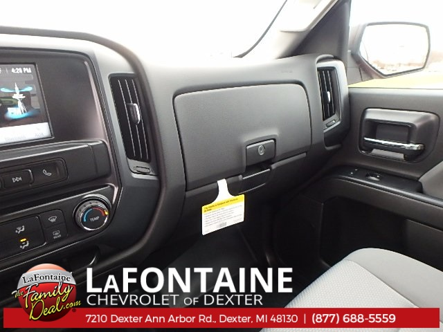 2017 Silverado 1500 Double Cab 4x4 Pickup #17C414 - photo 22