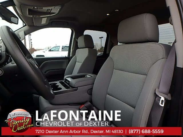 2017 Silverado 1500 Double Cab 4x4 Pickup #17C414 - photo 26