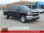 2018 Silverado 1500 Double Cab 4x4, Pickup #18C1040 - photo 1