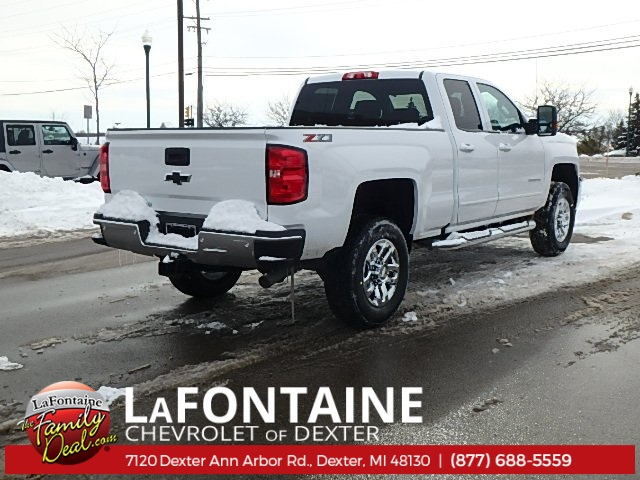 2018 Silverado 2500 Double Cab 4x4, Pickup #18C1066 - photo 2