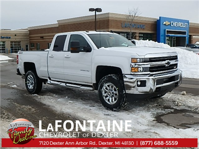 2018 Silverado 2500 Double Cab 4x4, Pickup #18C1066 - photo 1