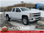 2018 Silverado 2500 Double Cab 4x4, Pickup #18C1066 - photo 39