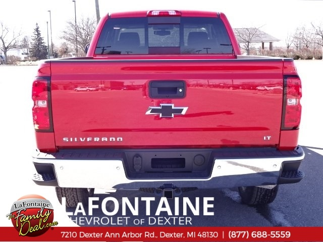 2018 Silverado 1500 Double Cab 4x4,  Pickup #18C1095 - photo 4