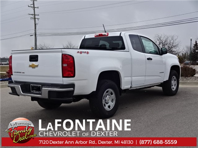 2018 Colorado Extended Cab 4x4, Pickup #18C1121 - photo 2