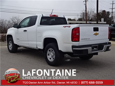 2018 Colorado Extended Cab 4x4, Pickup #18C1121 - photo 3